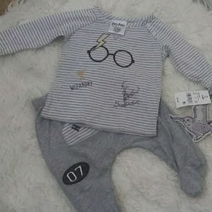 NWT Harry Potter 2 piece set